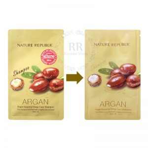 Nature Republic Argan Essential Deep Care Shampoo [RENEWAL]