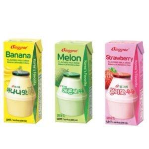 Binggrae Flavored Milk Drink 200ml