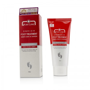 3w clinic Enrich Foot Treatment 100ml