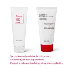 Cosrx Ac Collection Calming Foam Cleanser 150ml