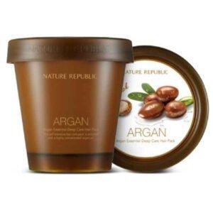 Nature Republic Argan Essential Deep Care Hair Pack 200ml