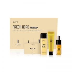 Nacific Fresh Herb Origin Set