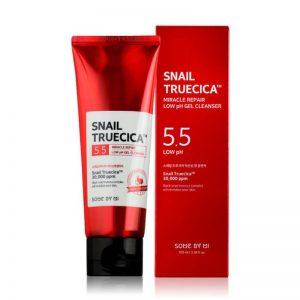 SomeByMi Snail Truecica Miracle Repair  5.5 Low Ph Gel Cleanser 100ml