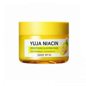 SomeByMi Yuja Niacin Brightening Sleeping Mask 60g