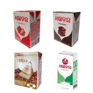 Korean Seoul Milk 200ml