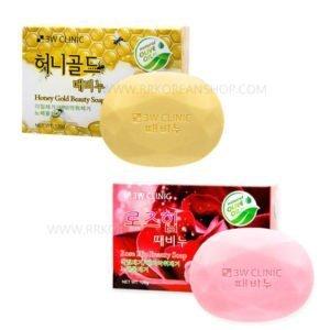 3W Clinic Beauty Soap
