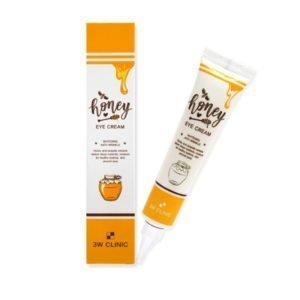 3w Clinic Honey Eye Cream Whitening & Anti-Wrinkle 40ml