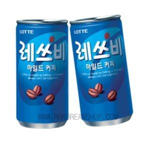Let's Be Mild Coffee 150ml