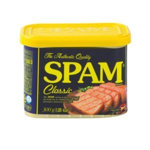 SPAM Classic 340g with lid