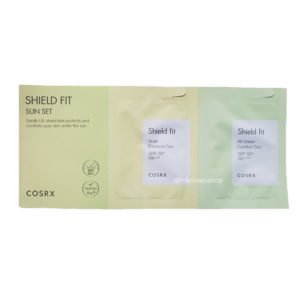 COSRX Shield Fit Sun Sachet Set