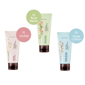 THE Face Shop Daily Perfumed Foam Cleanser 60ml