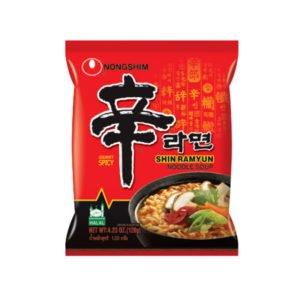 Shin Ramyun Korean Noodles