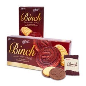 Lotte Binch Biscuit 120g