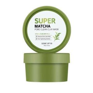 SomeByMi Super Matcha Pore Clean Clay Mask 100g