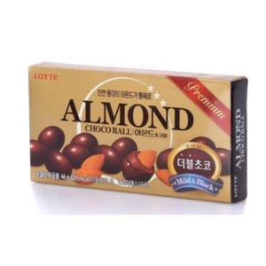 Lotte Almond Choco Ball PREMIUM 46g