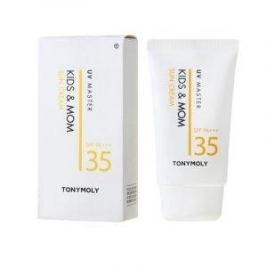 TM UV Master Kids & Mom Sun Cream 45ml SPF PA+++ 35 [EXP 12.16.2022]