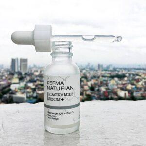 Derma Natufian Niacinamide Serum+ – REVIEW 1