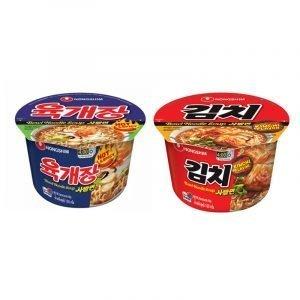 Nongshim Bowl Noodle Soup 100g