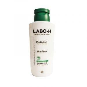 LABO-H Probiotics Hair Loss Relief Scalp Strengthening Shampoo 180ml