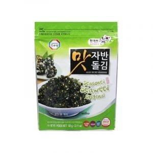Surasang Seasoned Seaweed Original (Jaban) 60g