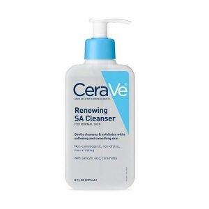 CERAVE Renewing SA Cleanser (For Normal Skin) 237ml/8 Fl Oz