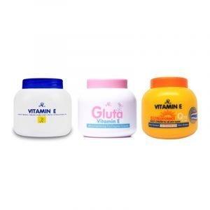 AR Vitamin E Moisturizing Cream Collection