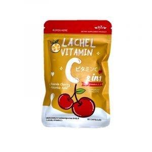 Lachel Vitamin C 2in1 Acerola Cherry and Ascorbic Acid