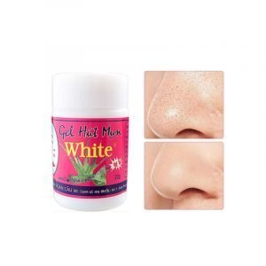 Gel Hut Mun White Clear Nose Blackheads/Whiteheads Remover