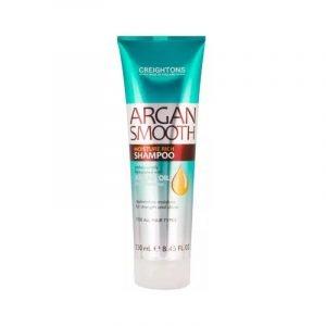 Creightons Argan Smooth Moisture Rich Shampoo 250mL