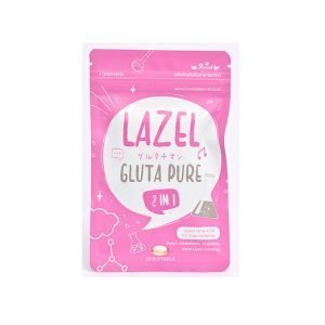 LAZEL Gluta Pure 2 in 1 [AUTHENTIC from Thailand]
